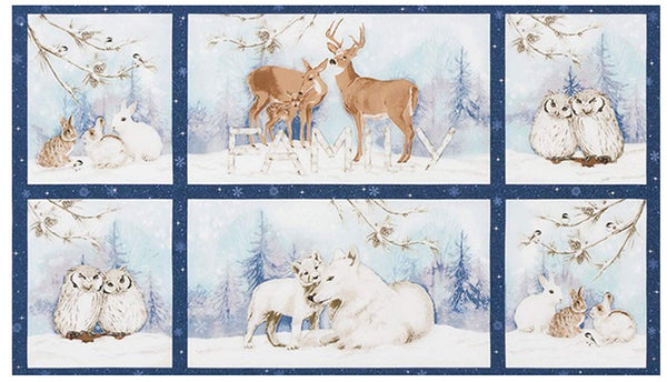 Winter White Solstice: Mist Colorstory; by Lynnea Washburn; 11 Fat Quarters - Robert Kaufman