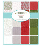 Merriment Quilt Kit 55 x 56 by Gingiber for Moda Fabrics