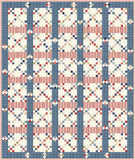 Northport Kit Minick and Simpson Quilt Kit - Moda Fabrics