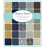 Regency Sussex by Christopher Wilson Tate; 34 Fat Quarters - Moda Fabrics