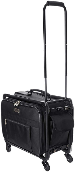 TUTTO 17 Inch Small Carry-On Luggage