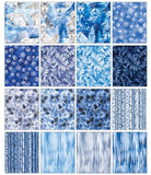 Winters Pearl by Kanvas Studio; 16 Fat Quarters - Benartex