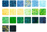 Artisan Batiks: Sunny Day by Lunn Studios; 20 Fat Quarters - Robert Kaufman