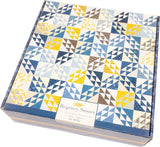 Cricket quilt kit with Regency Sussex collection Quilt Kit by Christopher Wilson-Tate; Moda Fabrics