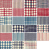 Vive La France Wovens by French General; 23 Fat Quarters - Moda Fabrics