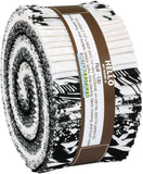 Pen and Ink New Colors 2019 Roll Up; 40 2.5-inch Strips - Robert Kaufman Fabrics