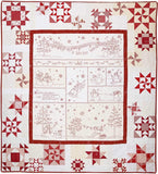 Crab Apple Hill PATTERN - Winter Wonderland - Item #408 (Hand Embroidery)