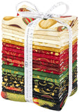 Winter's Grandeur 7 - Holiday by Studio RK: 20 Fat Quarters & 1 Panel - Robert Kaufman Fabrics