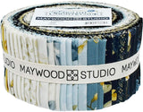 English Countryside; 40 2.5-inch Strips - Maywood Studio
