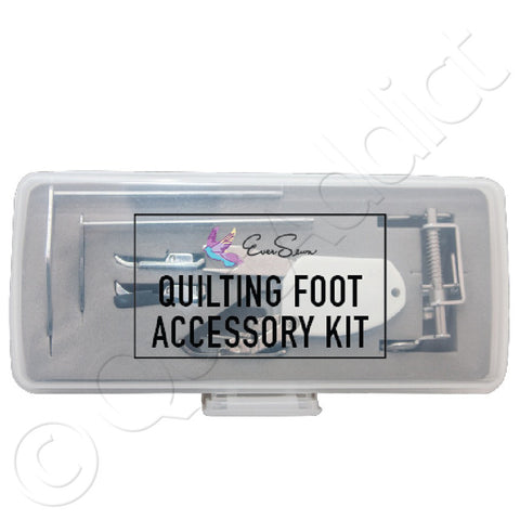 6-pc Accessory Quilting Foot Kit Low Shank, RJ-207NS-1