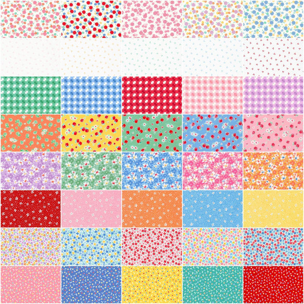 Darlene's Favorites Ten Square By Darlene Zimmerman; 42 10-inch Squares - Robert Kaufman