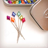 Splendid Spears Designer Pins By Patty Young