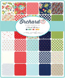 Orchard Jelly Roll by April Rosenthal (Prairie Grass); 40 2.5-inch Strips - Moda Fabrics
