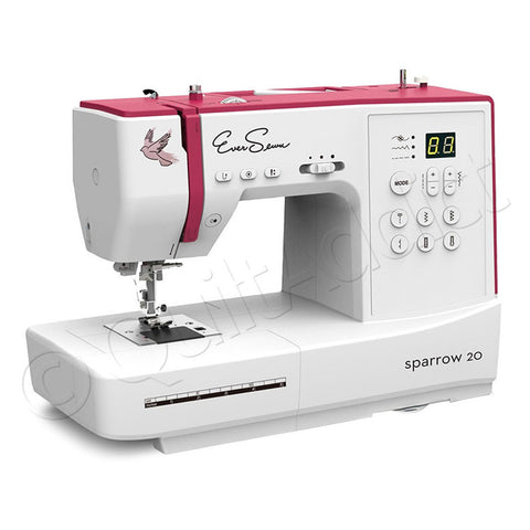 Sparrow 20 - 80 Stitch Computerized Sewing Machine