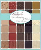 Shelbyville Jelly Roll by Jo Morton; 40 2.5-inch Strips - Moda Fabrics