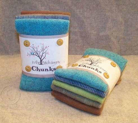 Bubba Wool Chunks 5pcs.
