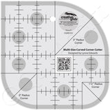 Creative Grids - Curved / Round Corner Ruler, CGRCCC