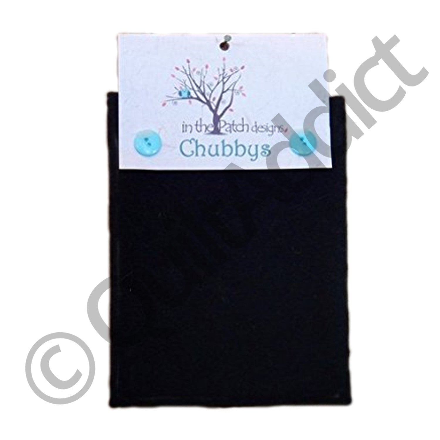 In the Patch Designs - Fluffy Chubbys - Choose from Multiple Colors