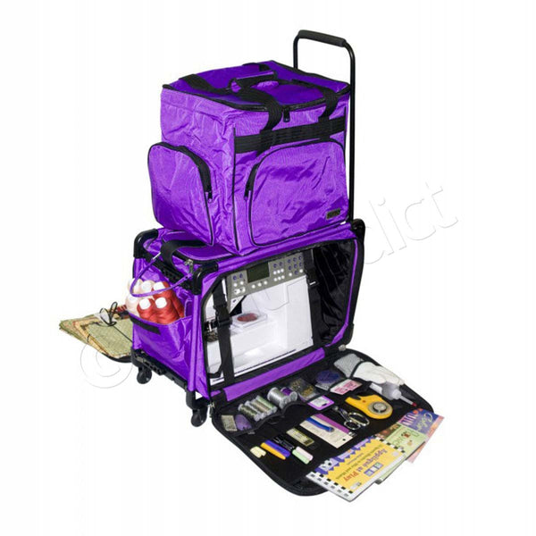 "Tutto 20""Sewing Machine Totes @ $149.14 & FREE SHIPPING, Medium - Quilting Totes"