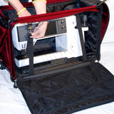 "Tutto 28"" 2XL Sewing Machine Tote @ $210.49 & FREE SHIP"