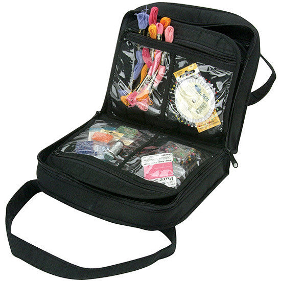 Yazzii - Hand Quilters Project Bag - Choose from Multiple Colors