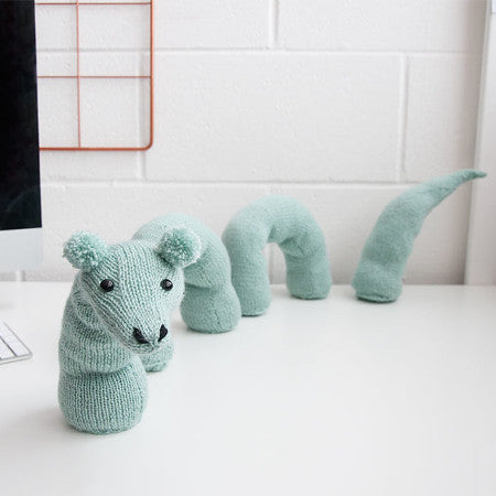 Sincerely Louise - Desk Loch Ness Monster