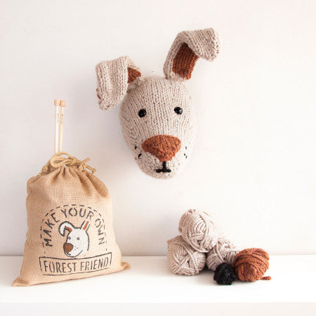 Sincerely Louise - Faux Hare Knitting Kit