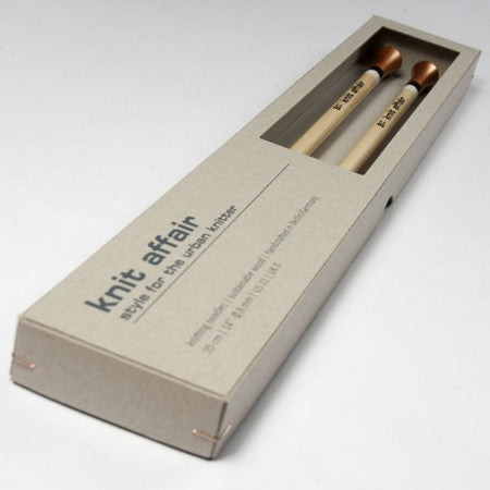 Design knitting needles