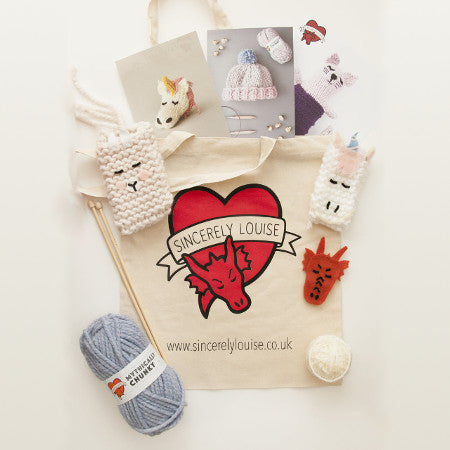 Sincerely Louise - Mythical Goodie Bag