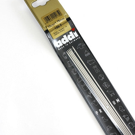 Addi Double Pointed Needles