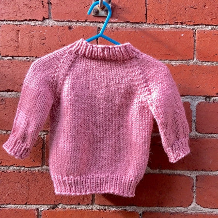Wooly Bully Bear Jumper