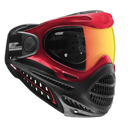 Goggle Dye Axis Red Bronze Fire