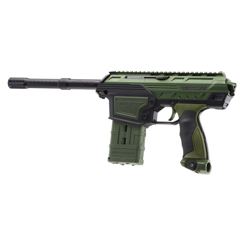 CQB Dye Assault Matrix (DAM) - Olive Drab / Black