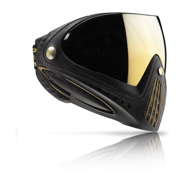 i4 Goggle - Black / Gold Special Edition