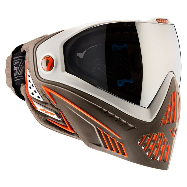 DYE i5 Goggle - Lava - Shipping Now!