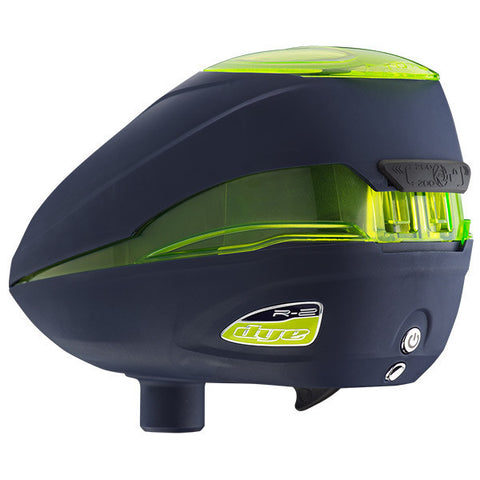 Rotor R2 - Navy / Lime