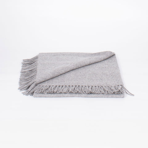 Baby Alpaca Throw