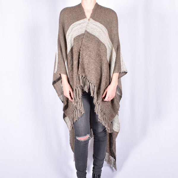 Handwoven Combination Cape