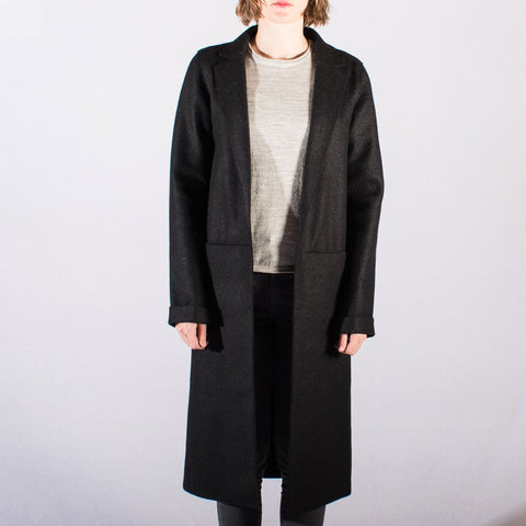 Felted Long Coat