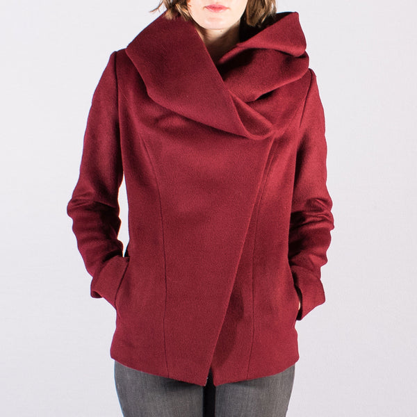 Luxury Collar Coat