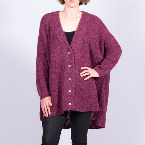 Relaxed Boucle Cardi