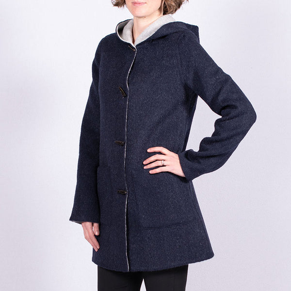Reversible Duffle Coat