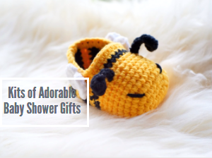 Kits of Adorable Baby Shower Gifts