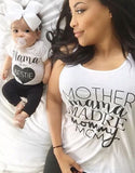 'Mama Bestie' ...'Baby / Toddler Tee and Pant 2-Pc Set