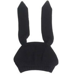 Rabbit Ears Knitted Cap