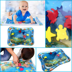 Tummy-Time Sea Play Cushion