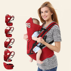 Newborn/Infant Multi-Position Adjustable Baby Carrier