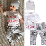 'I Got These Guns From My Daddy' 3-PC Set