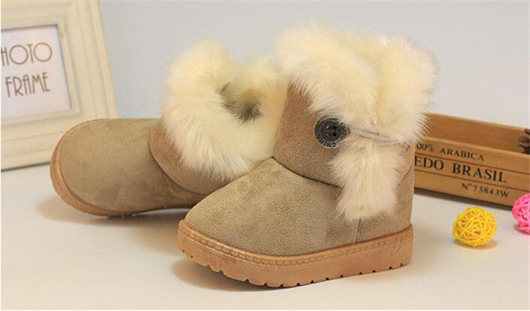 'Snug' Winter Boots