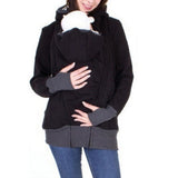 'Kangaroo' Pouched Hoodie Baby Carrier